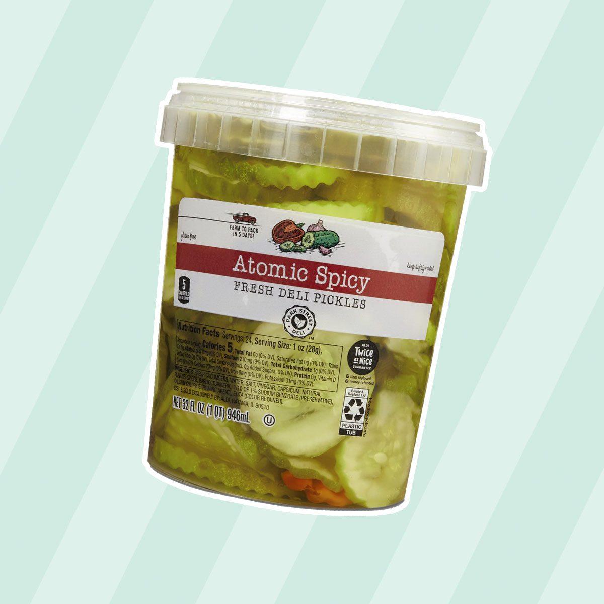 Deli Fresh Pickles