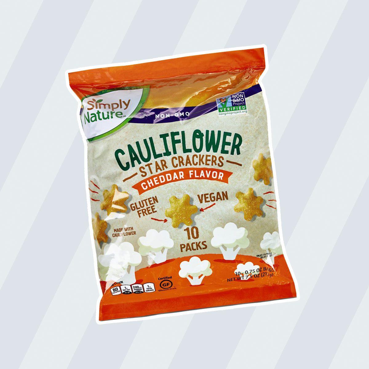 Cauliflower Stars