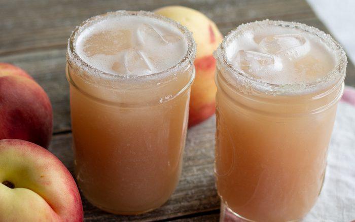White Peach Margarita