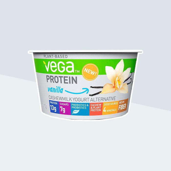 Vega Protein Cashew Milk Yogurt Alternative
