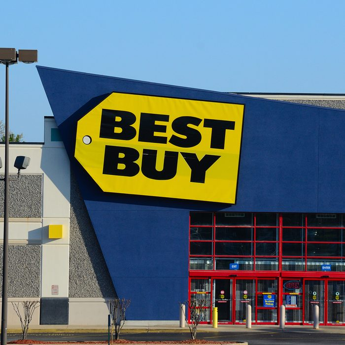 A Best Buy electronics store March 18, 2011 in Athens, GA.