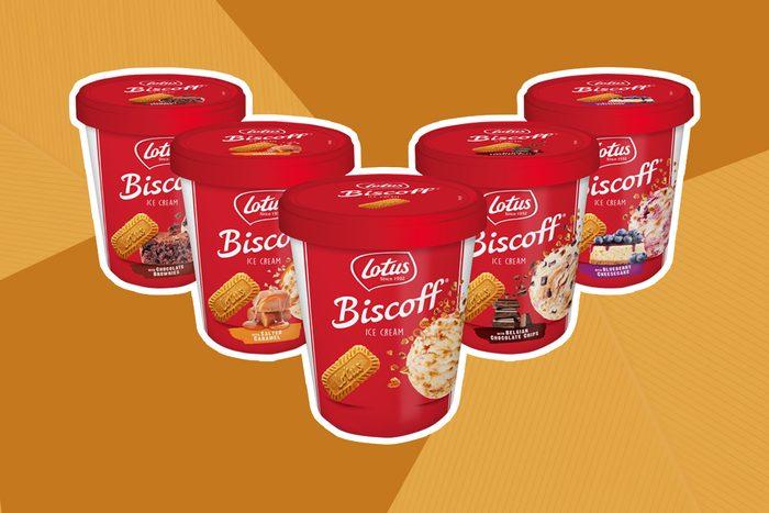 Biscoff Cookie Butter Ice Cream