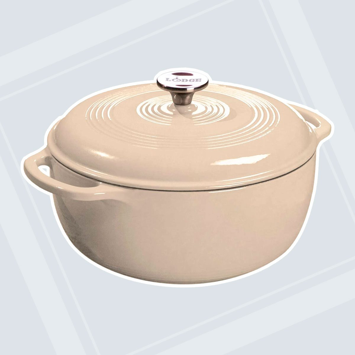 Lodge Porcelain Enameled 6-Qt. Dutch Oven