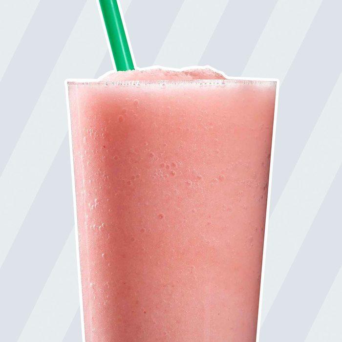Blended Strawberry Lemonade