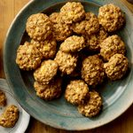 Oatmeal Caramel Apple Cookies