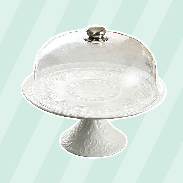 Jusalpha Ceramic Cake Stand