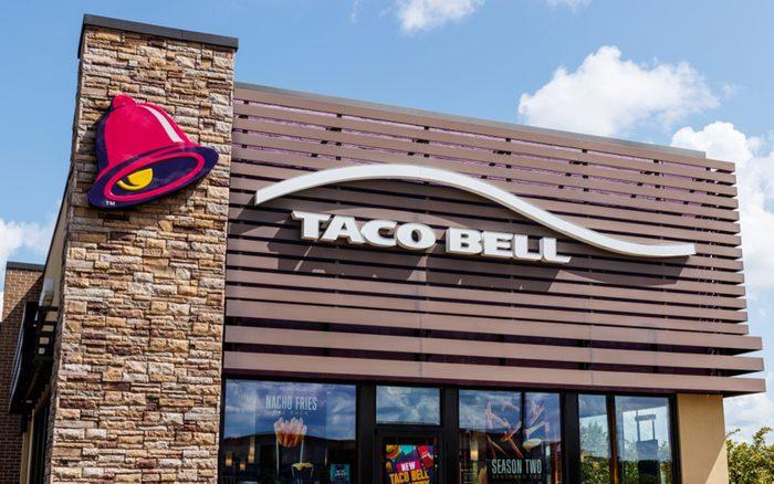 free-taco-bell-bean-burritos-shutterstock_1147255865