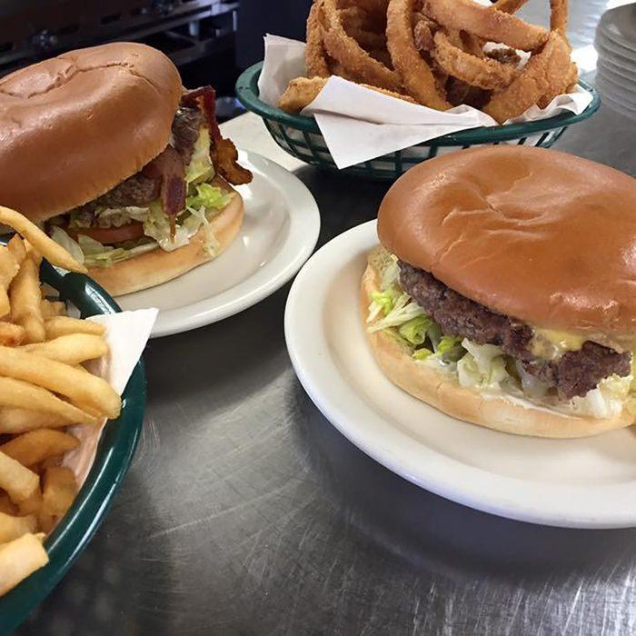 The Best Burger in Alaska, Lucky Wishbone.