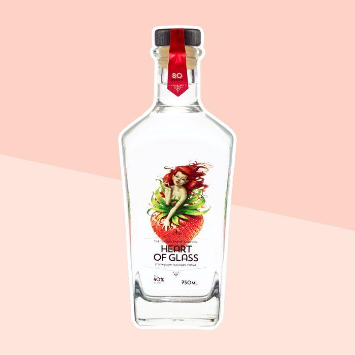 Heart of Glass Strawberry Vodka