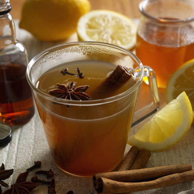 Hot Toddy Food and Drink