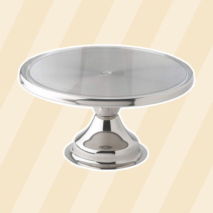 Stainless Steel Round Cake Stand