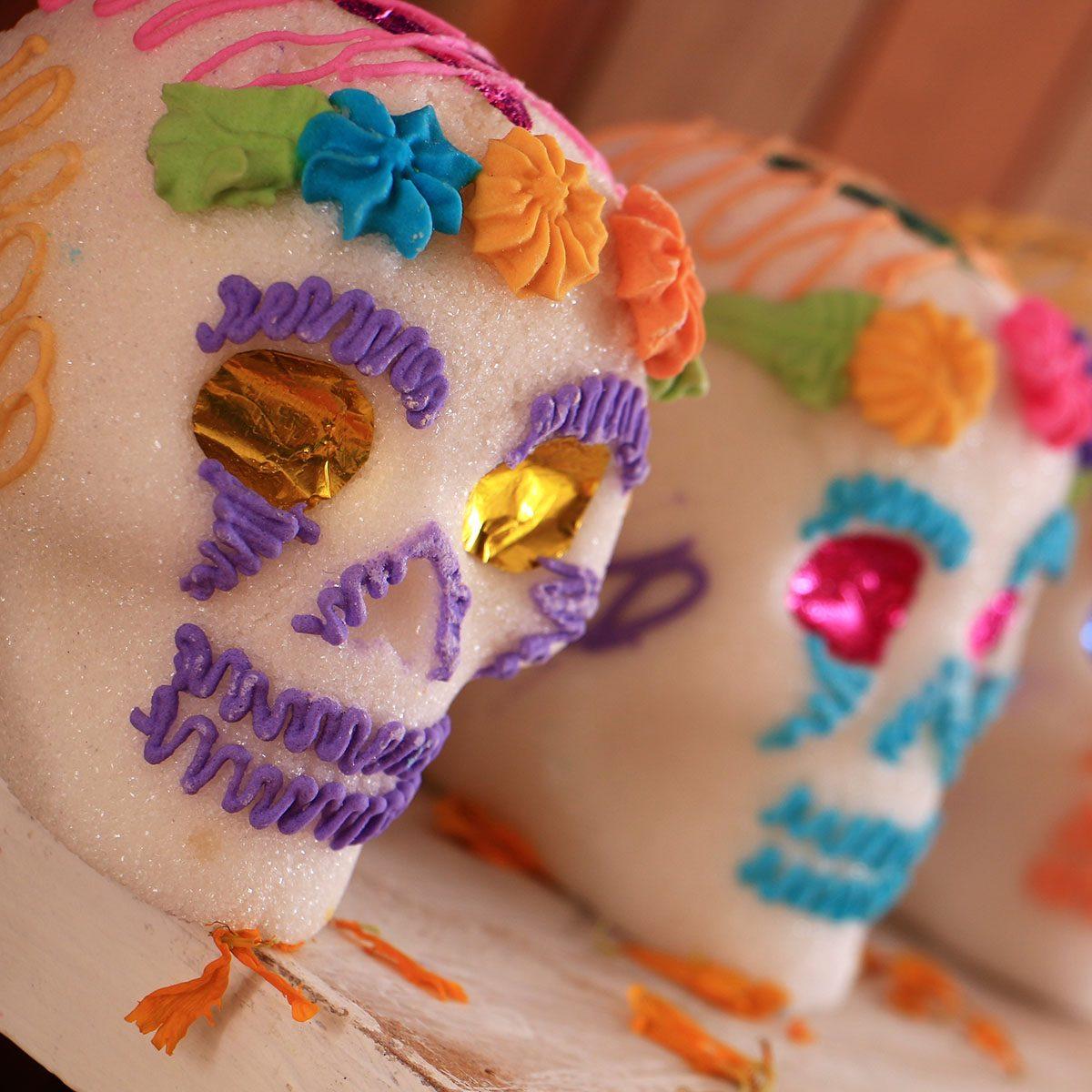 Sweet Mexican Sugar Skull