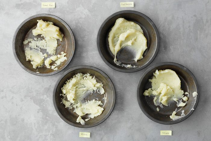Mashed Potato Comparisons; How To