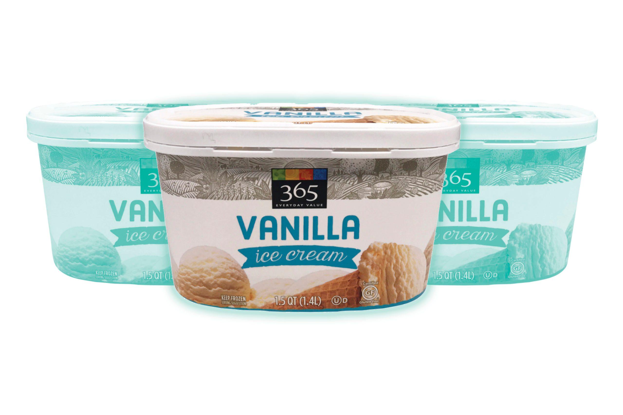 365 EVERYDAY VALUE Vanilla Ice Cream, 1.5 quart