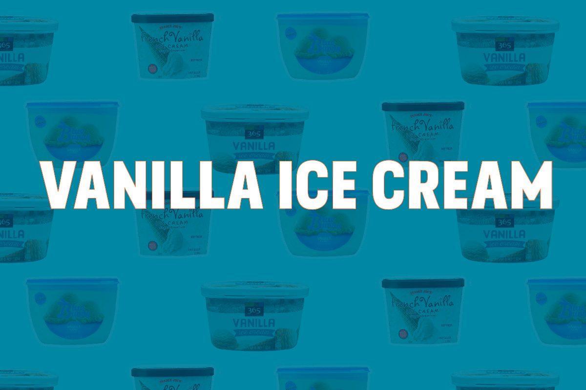 Best Vanilla Ice Cream Brands
