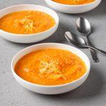 Carrot Ginger Soup