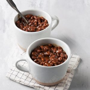 Slow-Cooker Vegan Baked Beans