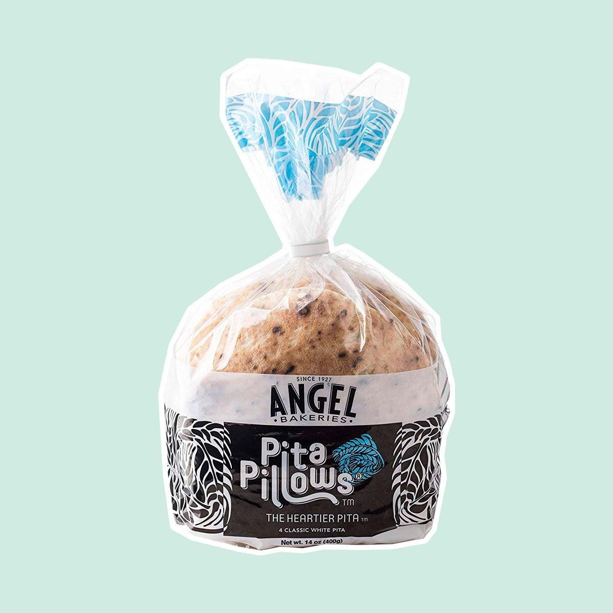 Angel's Bakery Classic White Pita Pillows