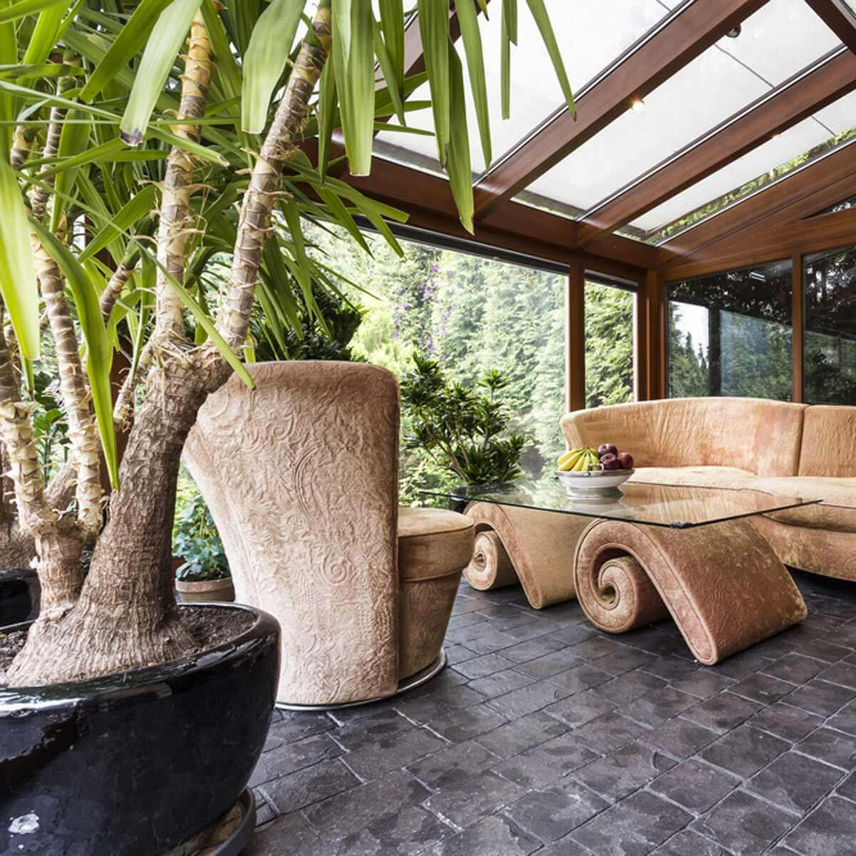 Have a Lot of Plants to Bring Indoors? Build a Sunroom