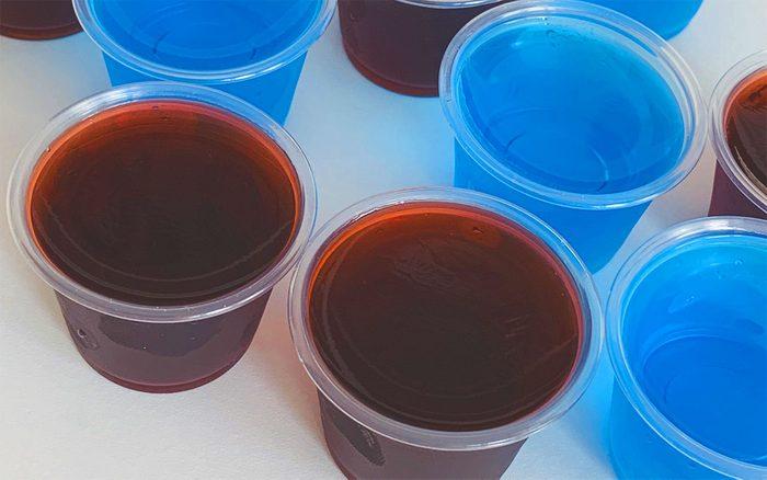Jell-o shots