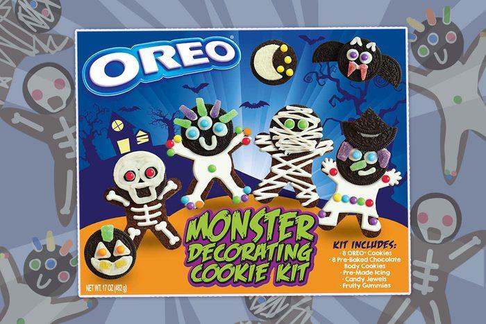 monster cookie decorating kit oreo