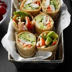 California Roll Wraps