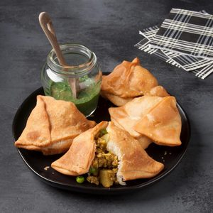 Chicken Samosas