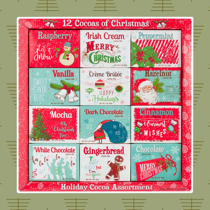 Cost Plus World Market 12 Days of Christmas Hot Cocoa