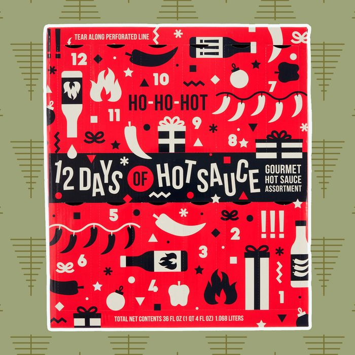 Cost Plus World Market 12 Days of Hot Sauce