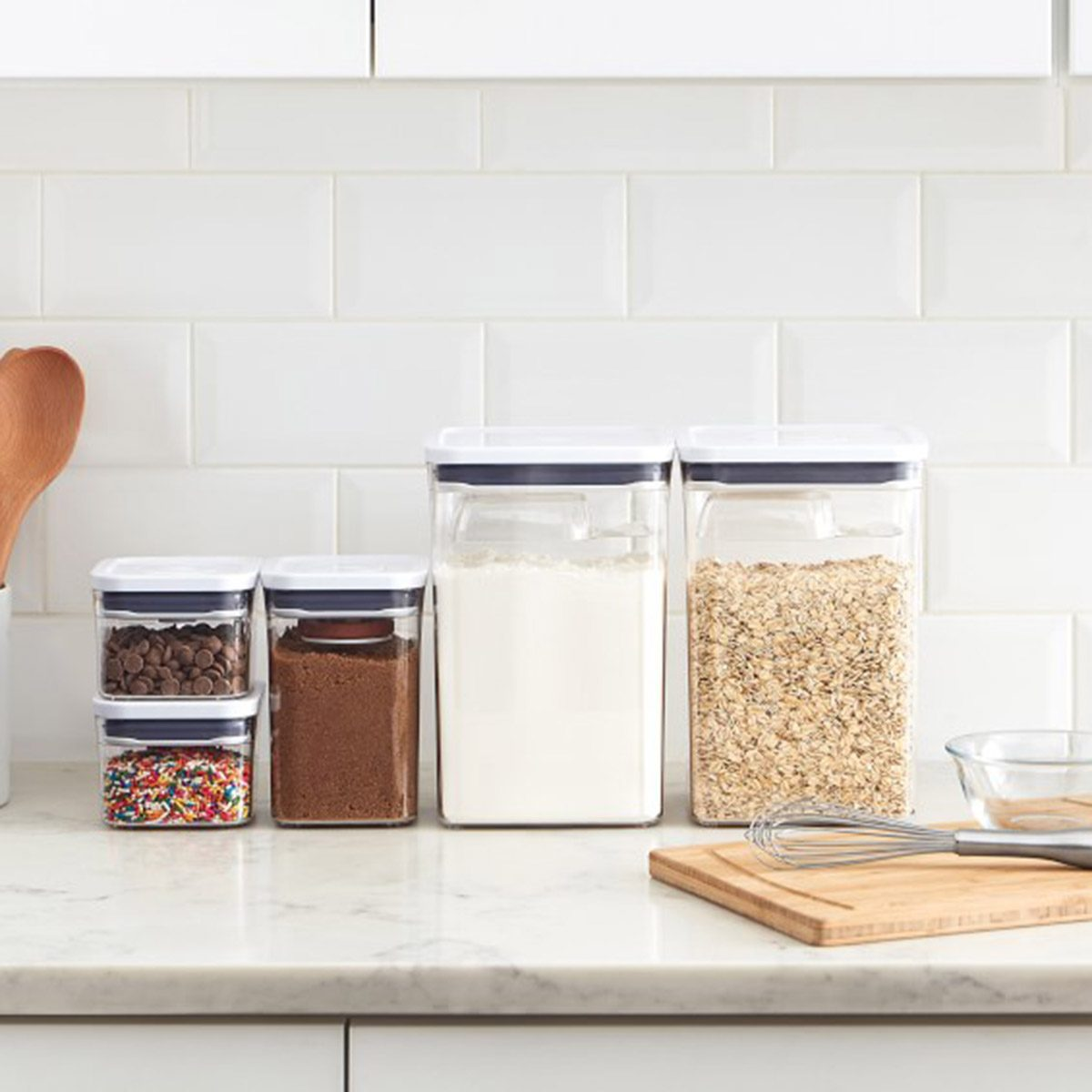 OXO POP Container Baking Essentials 8-Piece Set
