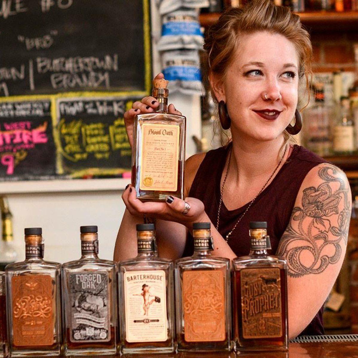 Old Kentucky Bourbon Bar, Covington