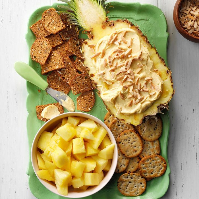 Curry Pineapple Dip