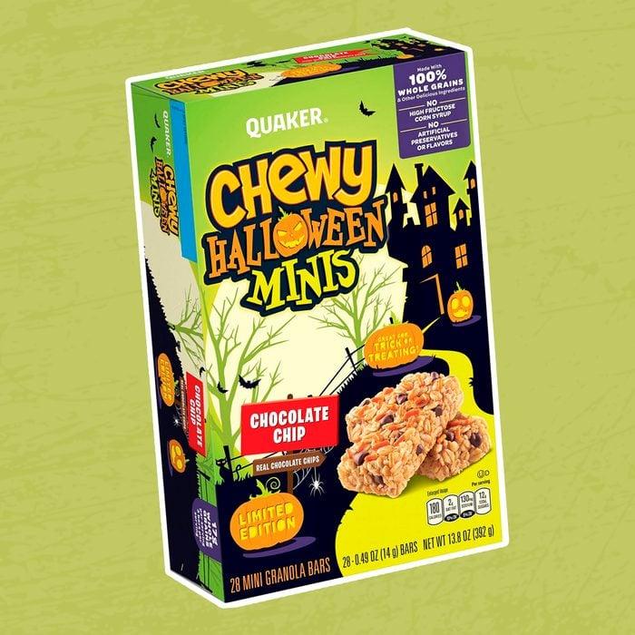 Quaker Halloween Chewy Chocolate Chip Mini's