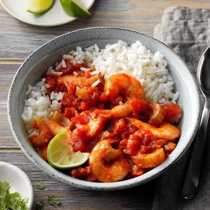 Sopa de Camarones (Shrimp Soup)
