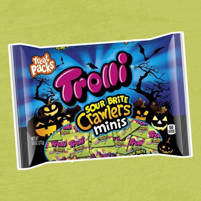 Trolli Sour Brite Crawlers Halloween Minis