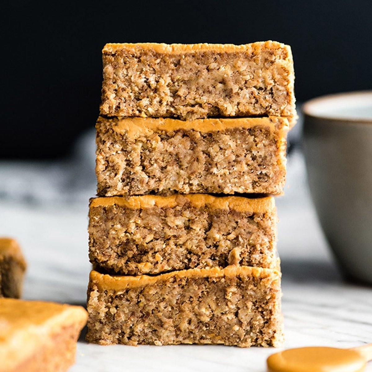 Peanut Butter Breakfast Bars