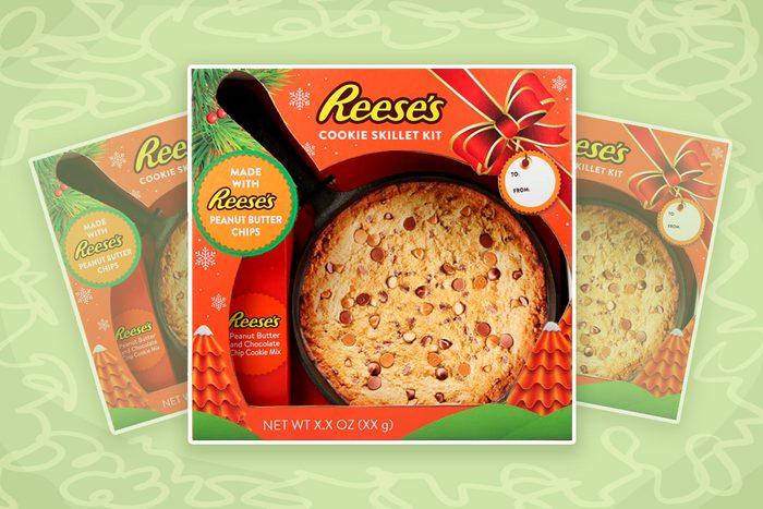reeces cookie skillet kit