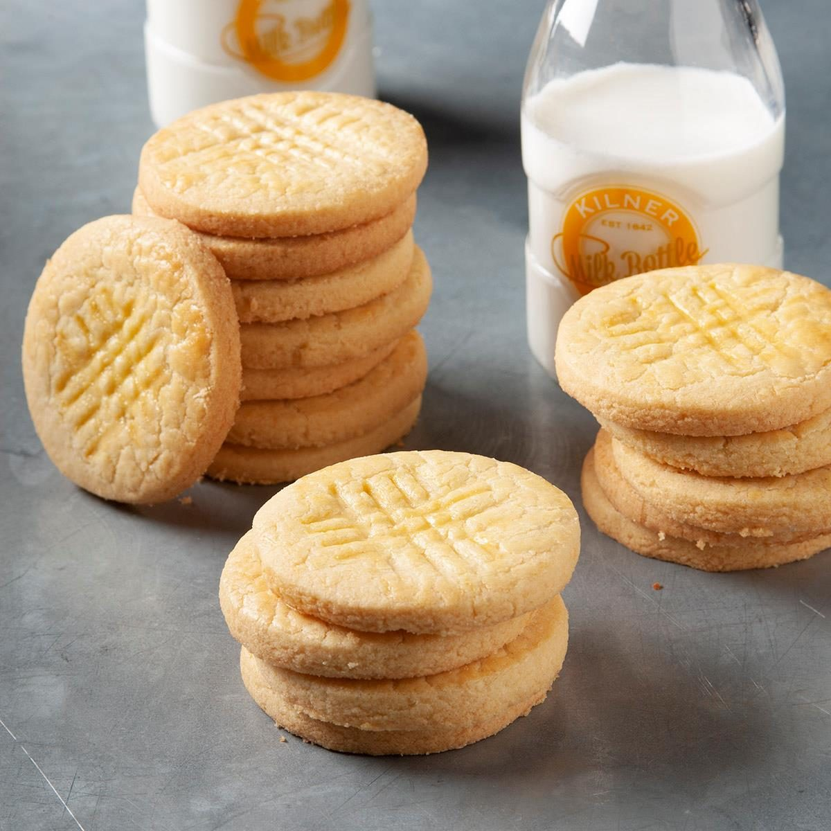 Budding Baker: French Butter Cookies