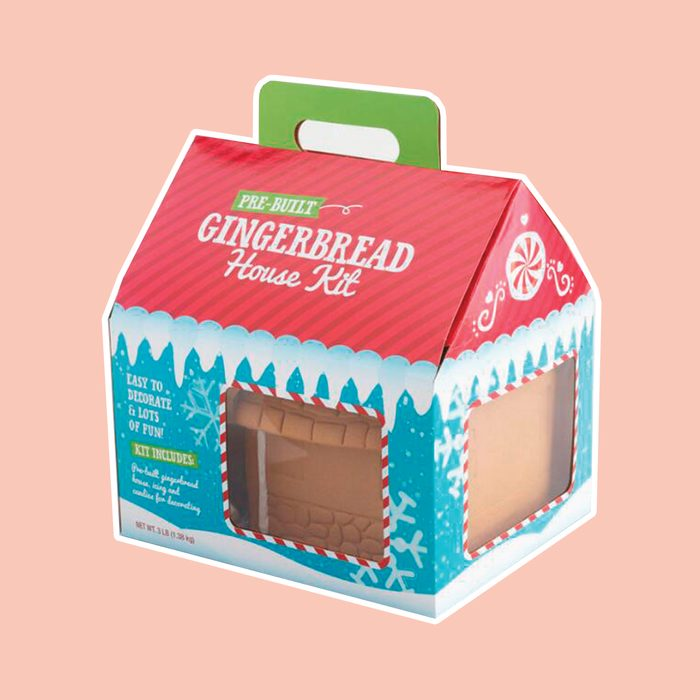 Prebuilt Gingerbread House Kit