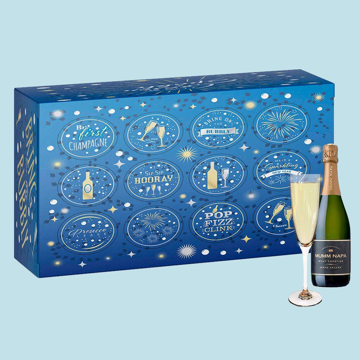 Sparkling Wine Advent Calendar