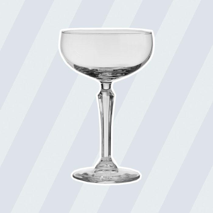 Speakeasy Champagne Glasses Set Of 4