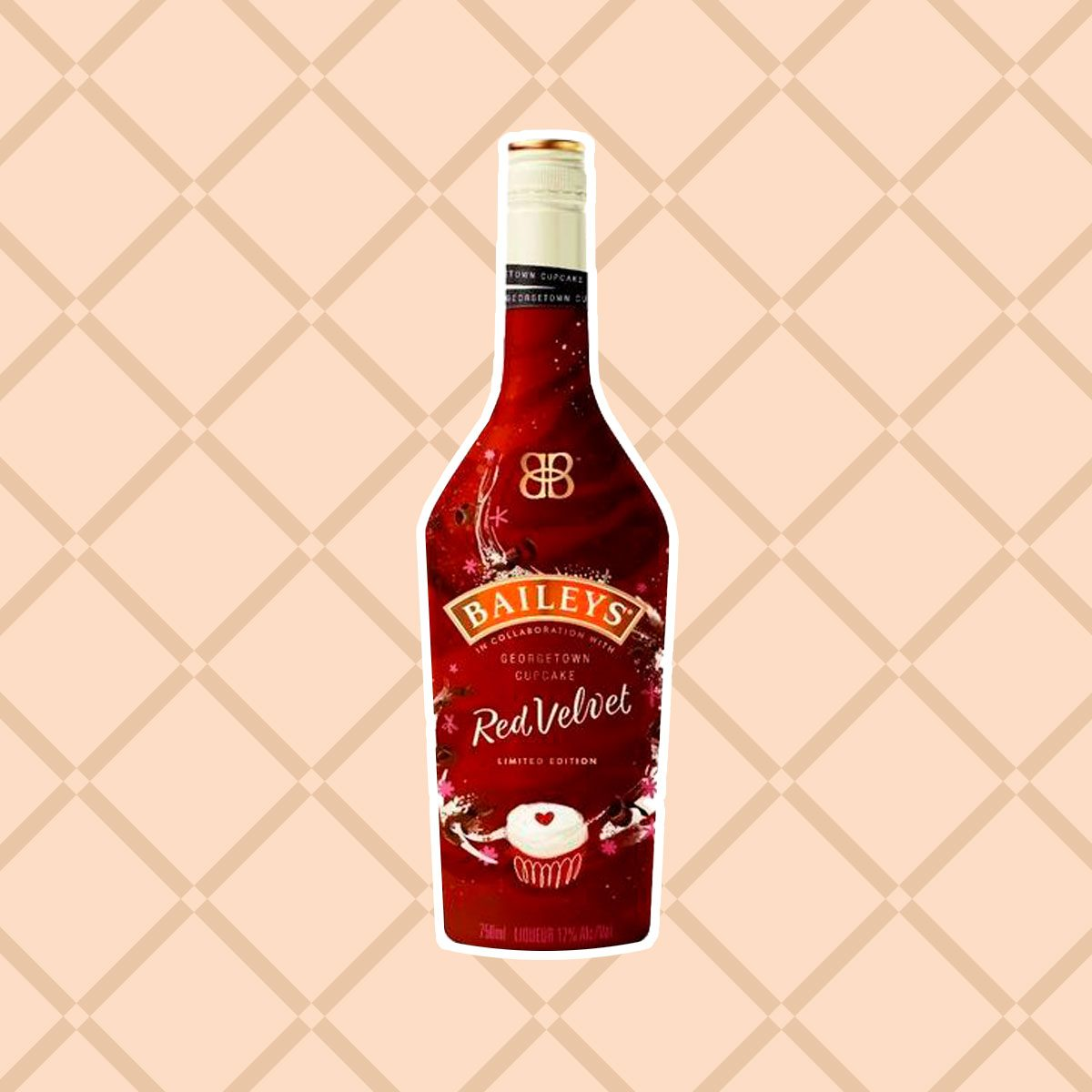 Baileys Red Velvet Irish Cream