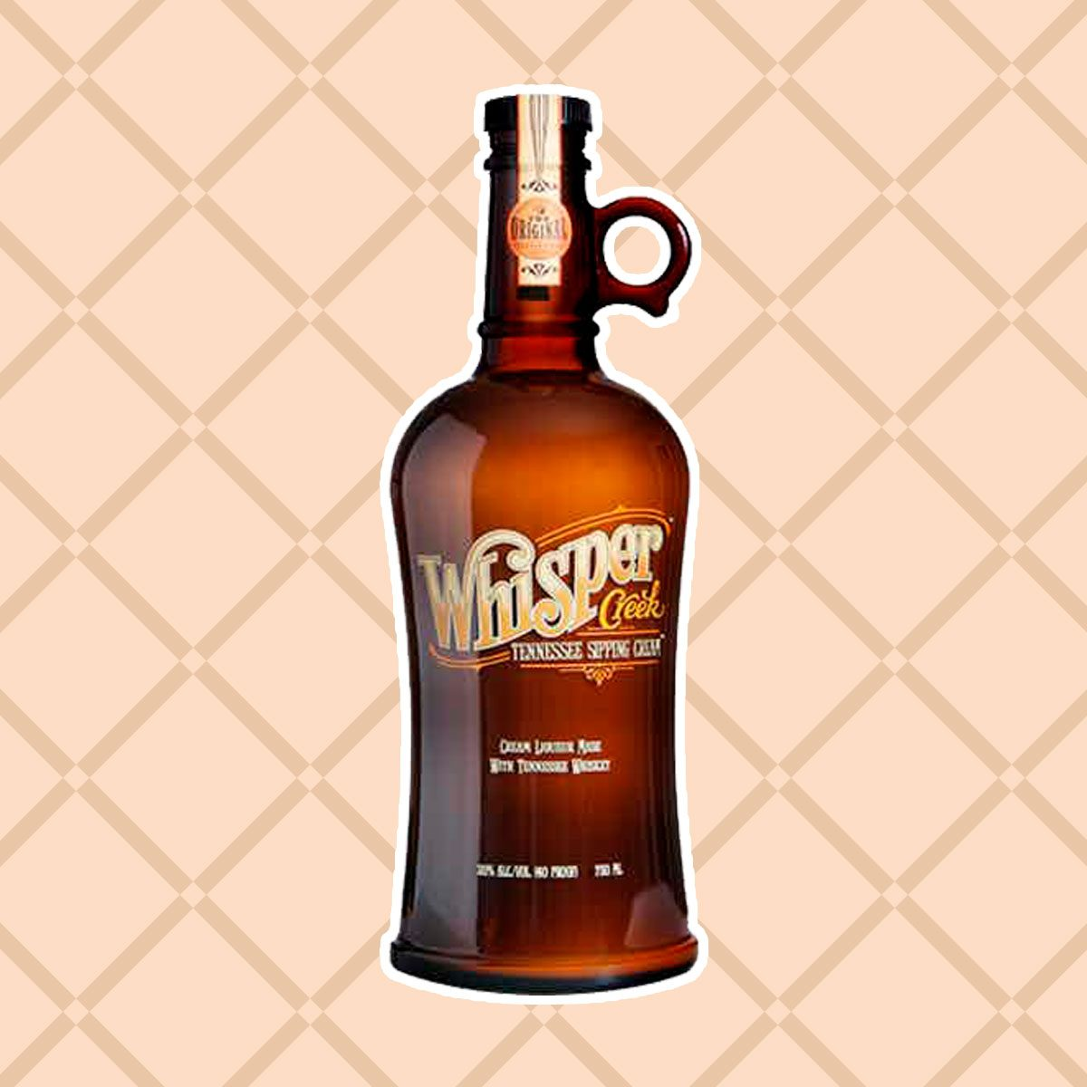 Whisper Creek Peanut Butter Chocolate Cream Liqueur