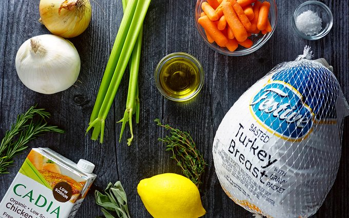 ingredients for instant pot turkey breast