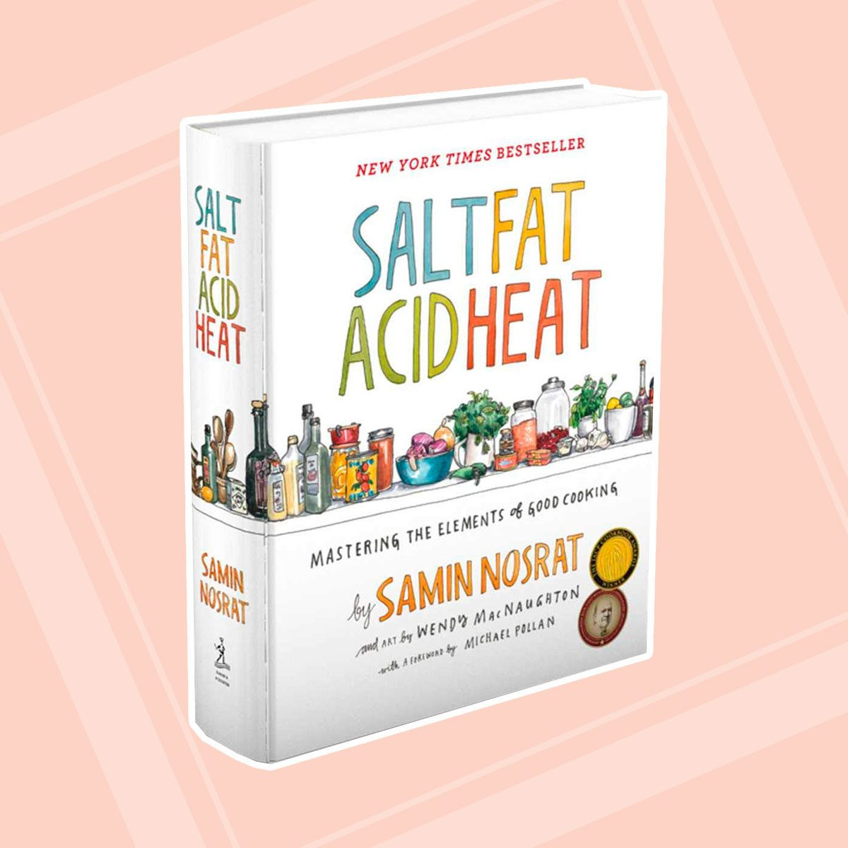 Salt, Fat, Acid, Heat Cookbook