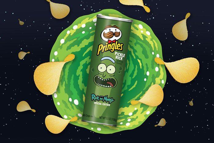 pickle rick chips