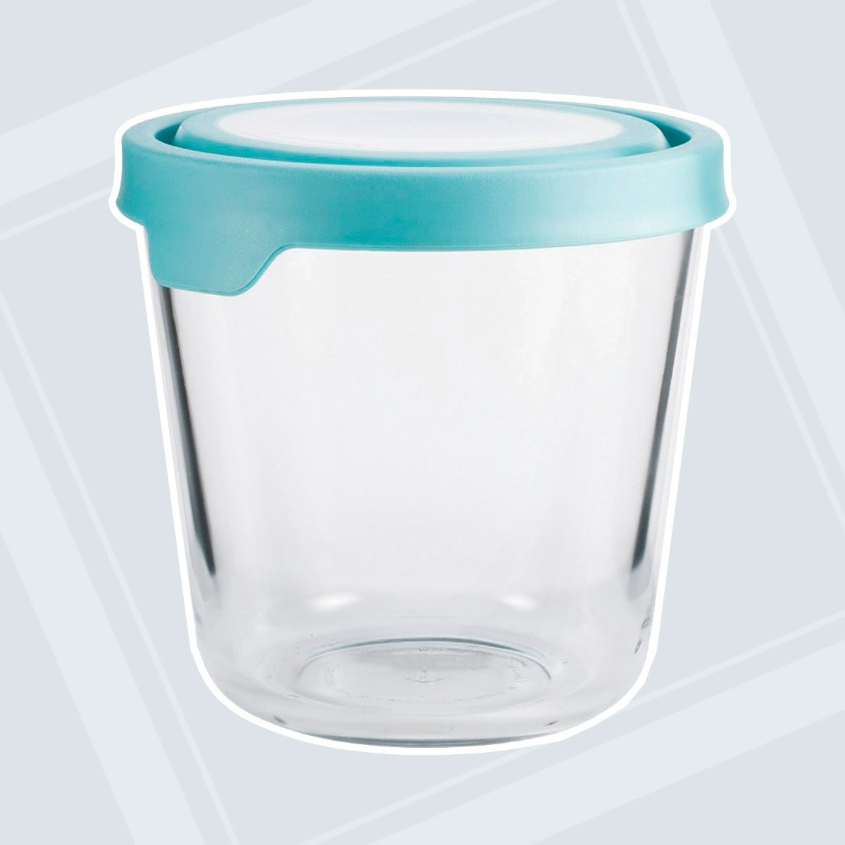 Anchor Hocking Glass Food Storage Cup