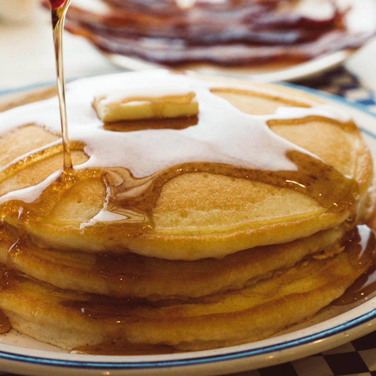 Blue Plate Cafe, Huntsville alabama pancakes