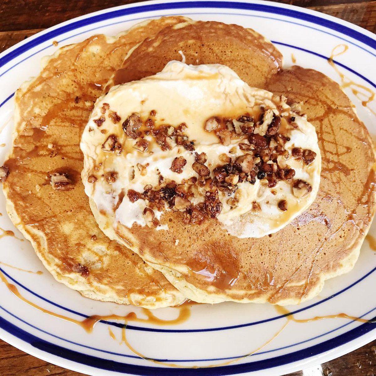 Buttermilk Kitchen, Atlanta pancakes