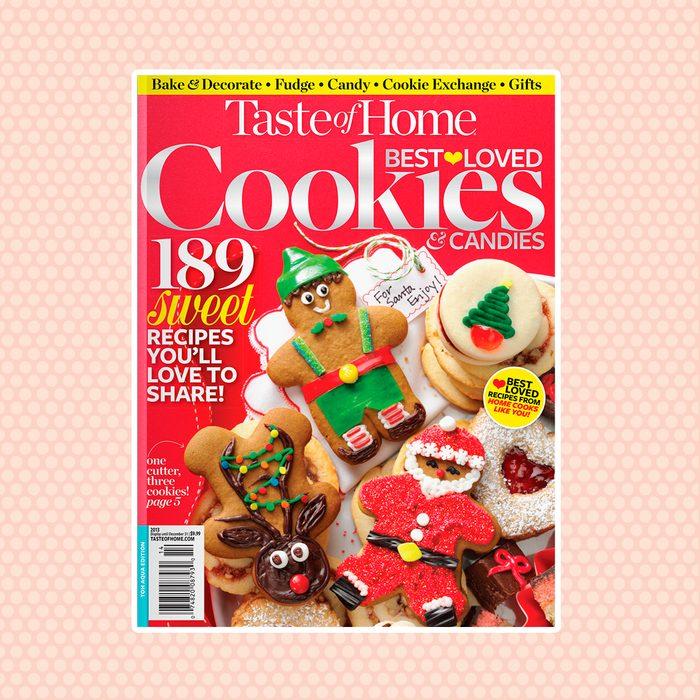 Best Loved Cookies & Candies